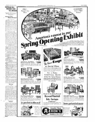 The Daily Courier from Connellsville, Pennsylvania on March 3, 1930 · Page 3