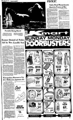 Sunday Gazette-Mail from Charleston, West Virginia on August 24, 1975 · Page 11