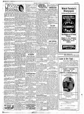 The Daily Courier from Connellsville, Pennsylvania on July 8, 1918 · Page 5
