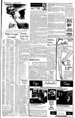 Sunday Gazette-Mail from Charleston, West Virginia on September 10, 1972 · Page 43