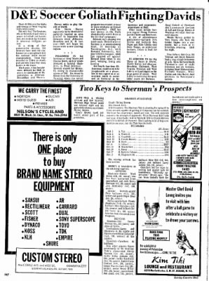 Sunday Gazette-Mail from Charleston, West Virginia on September 10, 1972 · Page 84