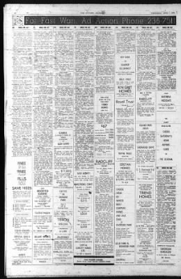The Ottawa Journal from Ottawa,  on April 1, 1964 · Page 40