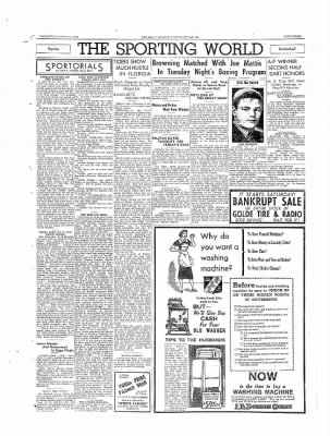 The Daily Courier from Connellsville, Pennsylvania on March 22, 1939 · Page 7