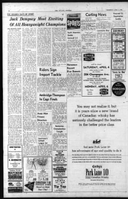 The Ottawa Journal from Ottawa,  on April 2, 1964 · Page 14