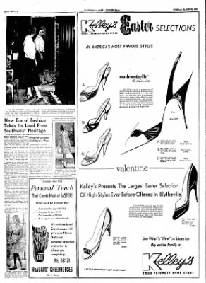 The Courier News from Blytheville, Arkansas on March 29, 1955 · Page 12