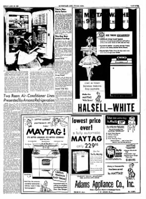 The Courier News from Blytheville, Arkansas on April 29, 1955 · Page 21