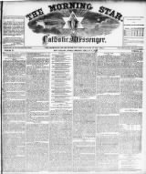 The Morning Star and Catholic Messenger