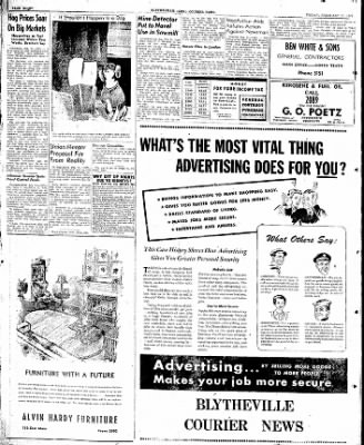 The Courier News from Blytheville, Arkansas on February 21, 1947 · Page 8