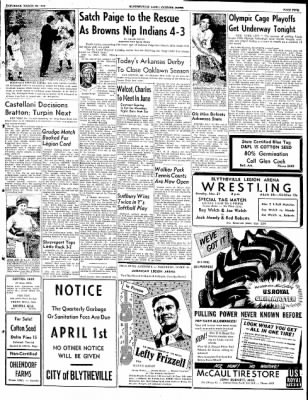 The Courier News from Blytheville, Arkansas on March 29, 1952 · Page 5