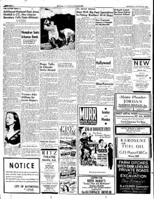 The Courier News from Blytheville, Arkansas on January 28, 1950 · Page 8