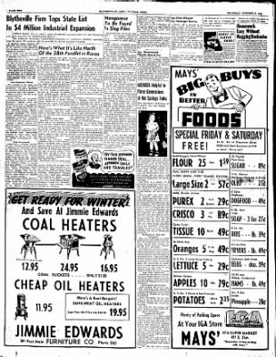 The Courier News from Blytheville, Arkansas on October 5, 1950 · Page 2