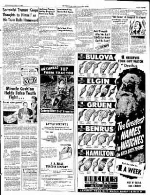 The Courier News from Blytheville, Arkansas on November 5, 1952 · Page 3