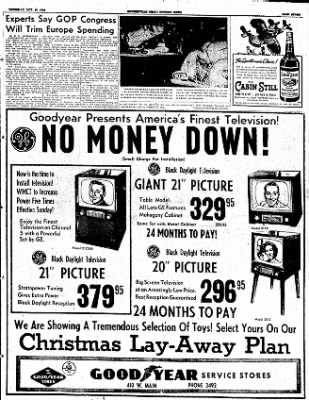 The Courier News from Blytheville, Arkansas on November 20, 1952 · Page 7