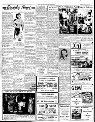 The Courier News from Blytheville, Arkansas on November 17, 1950 · Page 4