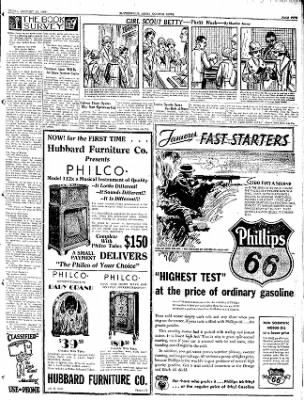 The Courier News from Blytheville, Arkansas on January 22, 1932 · Page 5