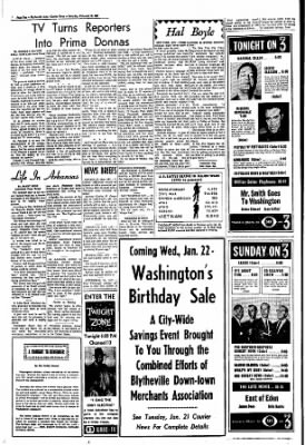 The Courier News from Blytheville, Arkansas on February 18, 1967 · Page 7