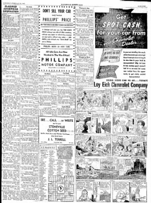 The Courier News from Blytheville, Arkansas on February 24, 1945 · Page 5