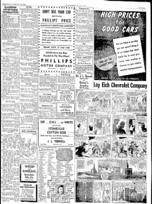 The Courier News from Blytheville, Arkansas on February 28, 1945 · Page 5