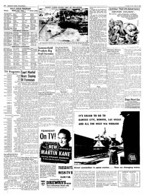 Logansport Pharos-Tribune from Logansport, Indiana on May 21, 1957 · Page 16