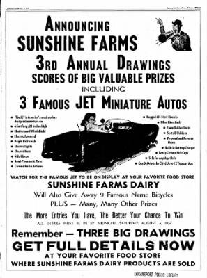 Logansport Pharos-Tribune from Logansport, Indiana on May 28, 1957 · Page 42