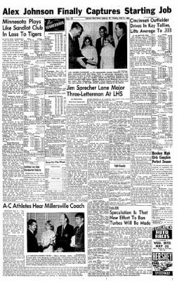 Lebanon Daily News from Lebanon, Pennsylvania on May 21, 1968 · Page 12