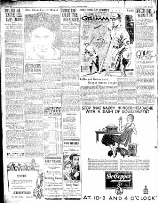 The Courier News from Blytheville, Arkansas on June 30, 1931 · Page 6
