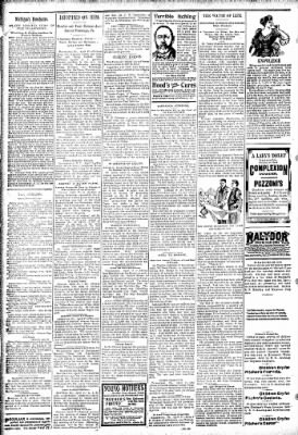 Logansport Pharos-Tribune from Logansport, Indiana on April 18, 1895 · Page 2