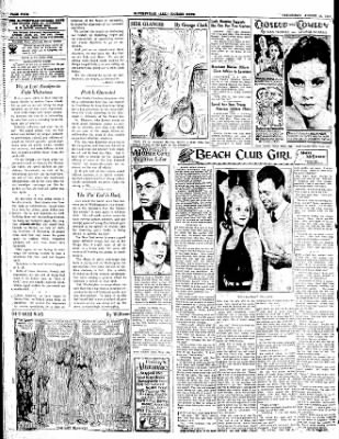 The Courier News from Blytheville, Arkansas on August 15, 1934 · Page 4