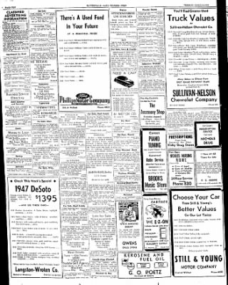 The Courier News from Blytheville, Arkansas on March 8, 1949 · Page 10