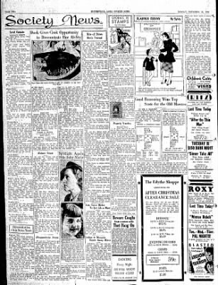 The Courier News from Blytheville, Arkansas on December 28, 1936 · Page 2