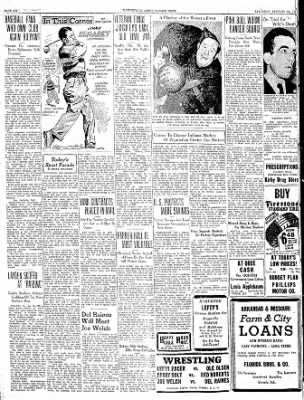 The Courier News from Blytheville, Arkansas on January 20, 1940 · Page 6