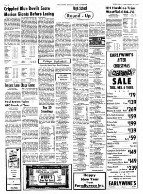 The Tipton Daily Tribune from Tipton, Indiana on December 30, 1970 · Page 4