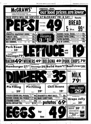 The Tipton Daily Tribune from Tipton, Indiana on January 27, 1971 · Page 2