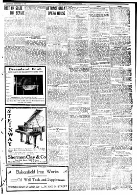 The Bakersfield Californian from Bakersfield, California on November 19, 1908 · Page 7