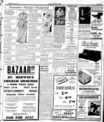 Naugatuck Daily News from Naugatuck, Connecticut on July 14, 1944 · Page 3