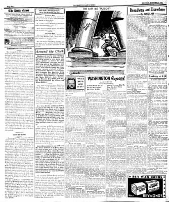 Naugatuck Daily News from Naugatuck, Connecticut on August 14, 1944 · Page 4