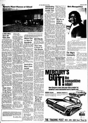 Hope Star from Hope, Arkansas on April 19, 1968 · Page 11