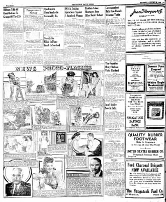 Naugatuck Daily News from Naugatuck, Connecticut on August 28, 1944 · Page 8