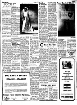 Hope Star from Hope, Arkansas on May 29, 1968 · Page 4