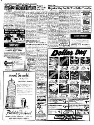 Galesburg Register-Mail from Galesburg, Illinois on August 12, 1963 · Page 24