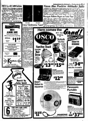 Galesburg Register-Mail from Galesburg, Illinois on May 24, 1973 · Page 9