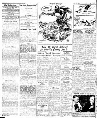 Naugatuck Daily News from Naugatuck, Connecticut on January 4, 1947 · Page 4