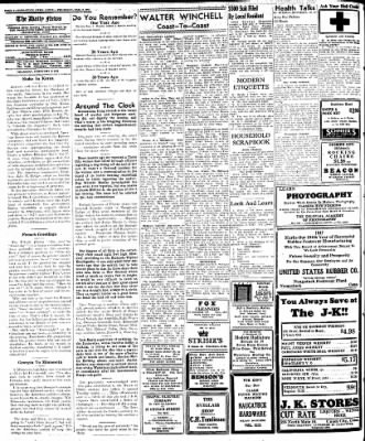 Naugatuck Daily News from Naugatuck, Connecticut on February 6, 1947 · Page 4