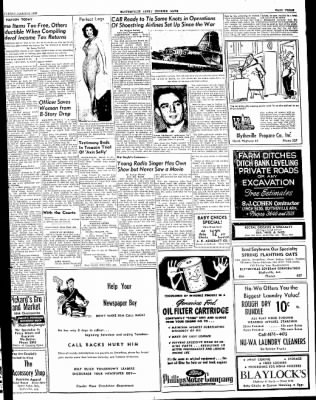 The Courier News from Blytheville, Arkansas on March 5, 1949 · Page 3