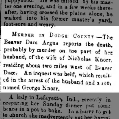 Daily Milwaukee News 25 Sep 1866 p 4