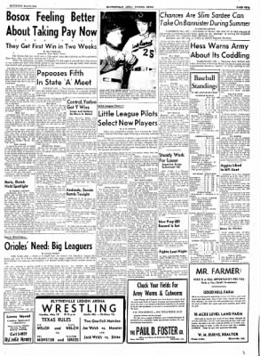 The Courier News from Blytheville, Arkansas on May 8, 1954 · Page 5