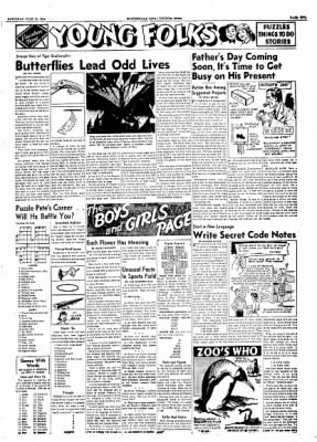 The Courier News from Blytheville, Arkansas on June 12, 1954 · Page 5