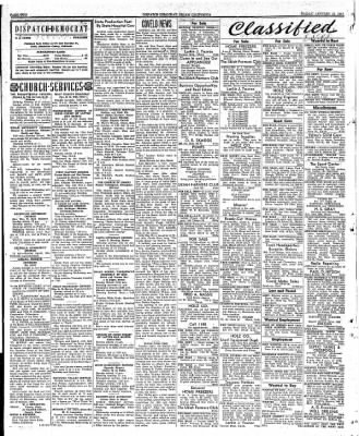 Ukiah Dispatch Democrat from Ukiah, California on January 23, 1948 · Page 2