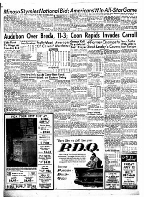 Carrol Daily Times Herald from Carroll, Iowa on July 10, 1957 · Page 10