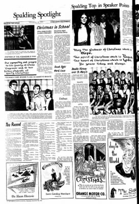The Sioux County Capital from Orange City, Iowa on December 23, 1971 · Page 6